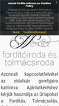 Mobile Preview of nemet-fordito-tolmacs.eu