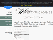 Tablet Preview of nemet-fordito-tolmacs.eu